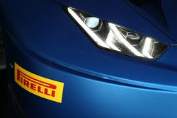 Detalle, Attempto Racing, Lamborghini Huracan GT3