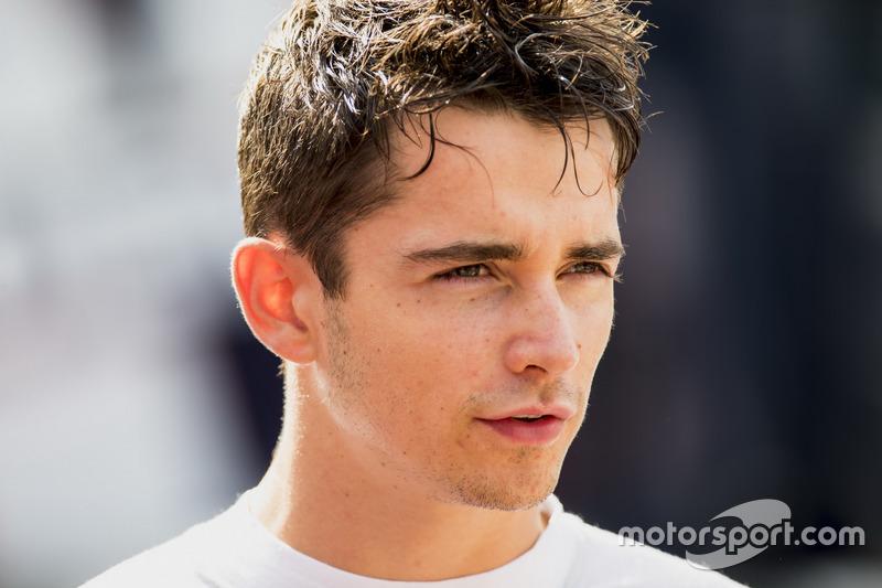 Bestätigt: Charles Leclerc (Monaco)