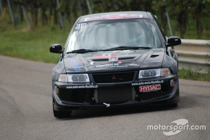 Robert Wicki, Mitsubishi Lancer Evo VI RS2, Equipe Bernoise