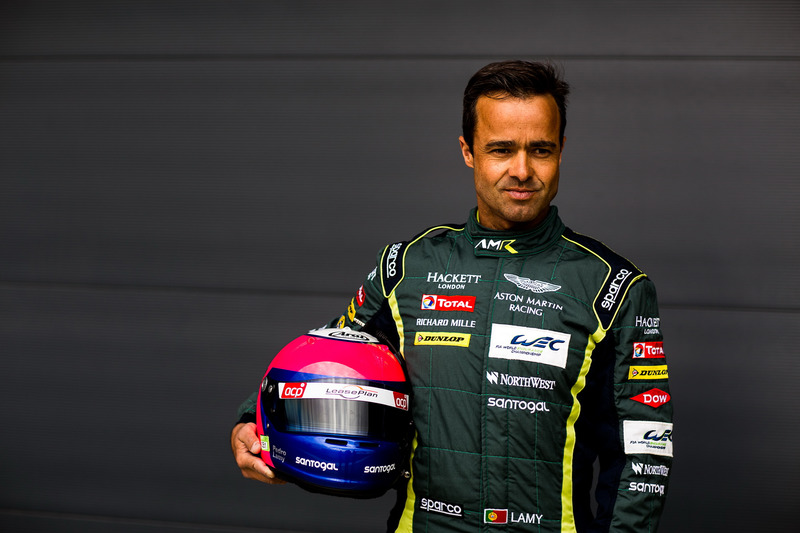 Педро Лами (в «Ле-Мане» – 17 гонок, два подиума в общем зачете, одна победа в категории LMGTE Am)