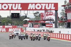 Start: Marc Marquez, Repsol Honda Team