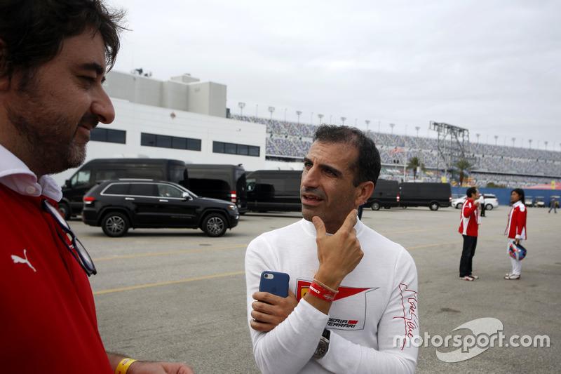 Jordi Gene, Ferrari
