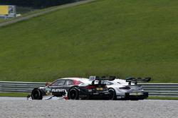 Nico Müller, Audi Sport Team Abt Sportsline, Audi RS 5 DTM, Gary Paffett, Mercedes-AMG Team HWA, Mercedes-AMG C63 DTM