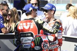 Кел Кратчлоу, Team LCR Honda, Хорхе Лоренсо, Ducati Team