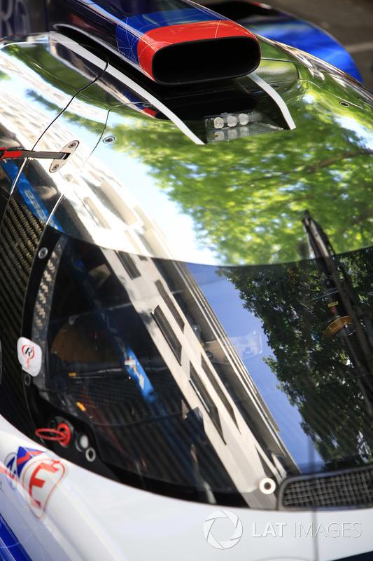 Detail: #27 SMP Racing Dallara P217 Gibson