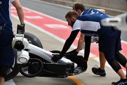 Williams mechanics