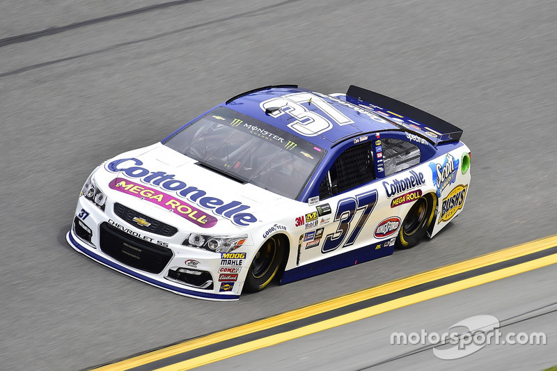 Крис Бушер, JTG Daugherty Racing, Chevrolet
