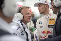 Stefan Reinhold, Team principal BMW Team RMG and Marco Wittmann, BMW Team RMG, BMW M4 DTM