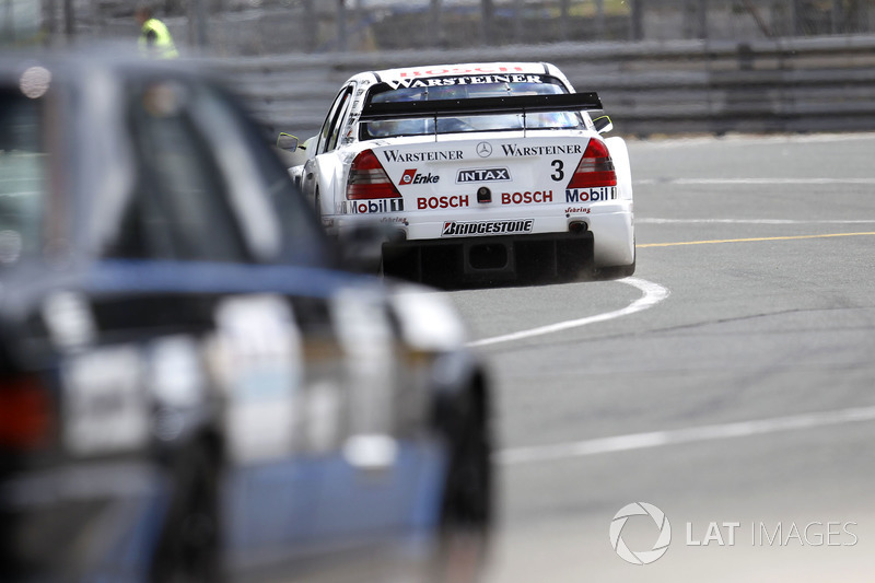 Jörg Hatscher, Mercedes Benz C-Klasse ITC