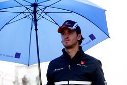 Антонио Джовинацци, Sauber