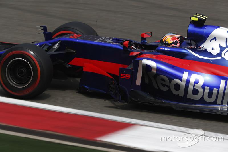7. Карлос Сайнс, Toro Rosso — 10