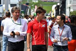 Шарль Леклер,, Prema Racingm, Ніколя Тодт, менеджер пілота