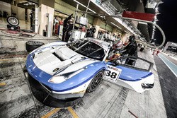#88 Dragon Racing Ferrari 488 GT3: Matt Griffin, Nicolas Minassian, Rob Barff