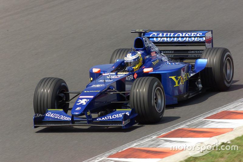 Нік Хайдфельд, Prost AP03 Peugeot