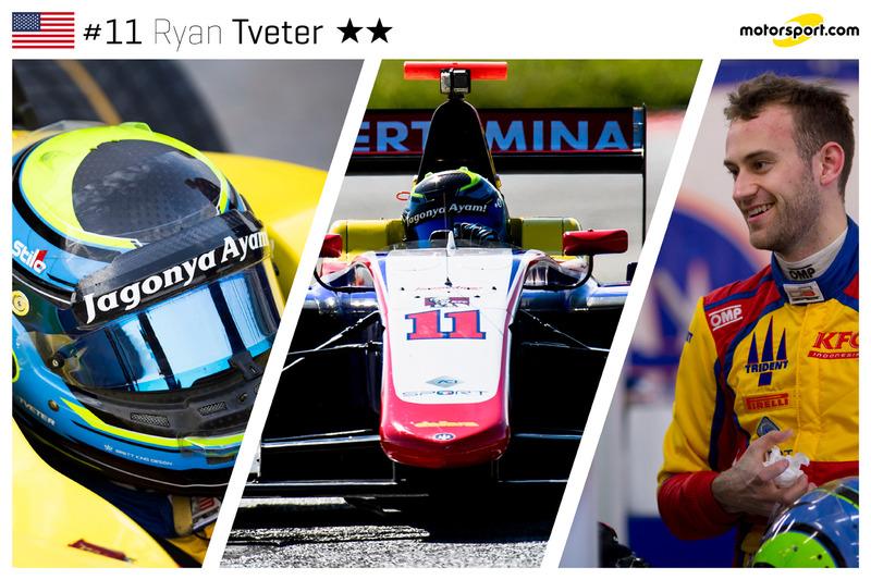 Ryan Tveter - 22 ans