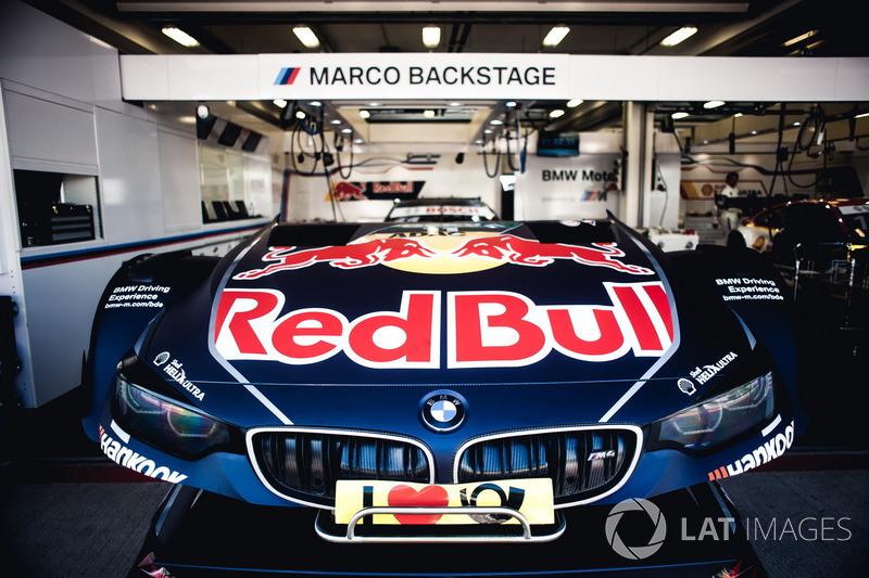 Деталь машини Марко Віттмана, BMW Team RMG, BMW M4 DTM