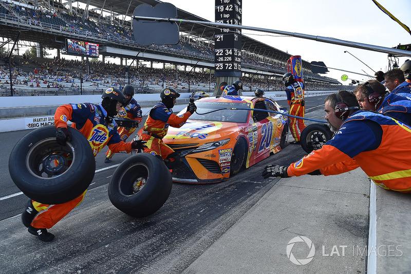 Matt Kenseth, Joe Gibbs Racing Toyota equipo