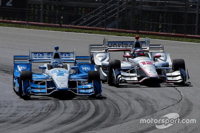 Мід-Огайо: Вілл Пауер, Team Penske Chevrolet, Джозеф Ньюгарден, Team Penske Chevrolet
