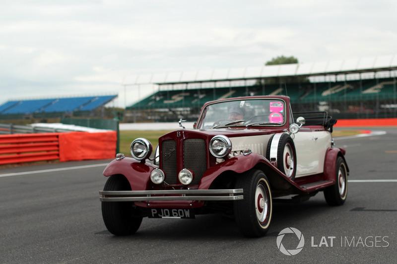 Oldtimer: Bentley
