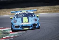 Jean-Paul von Burg, Porsche 991 GT3 Cup