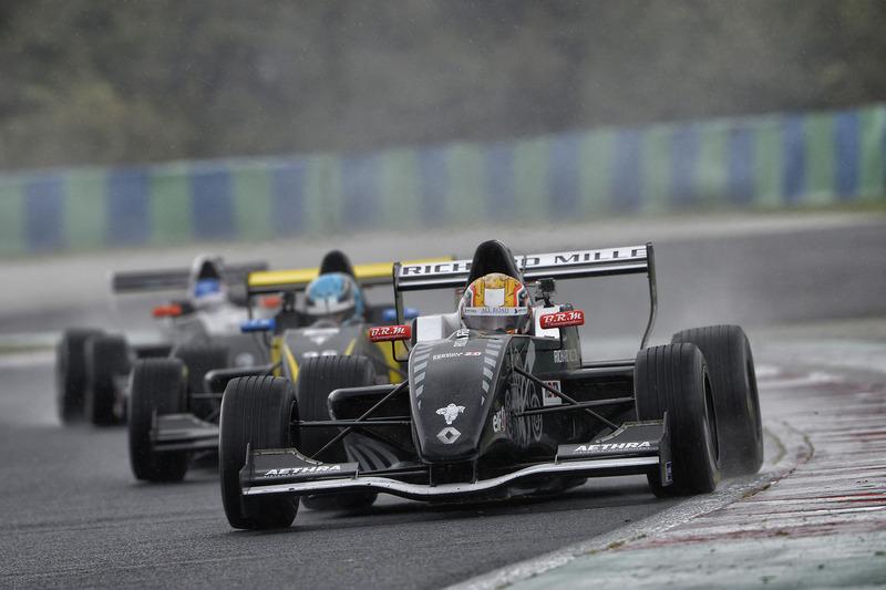 2014 - Formule Renault 2.0 Alps