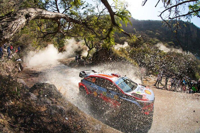 Andreas Mikkelsen, Anders Jäger, Hyundai Motorsport Hyundai i20 Coupe WRC