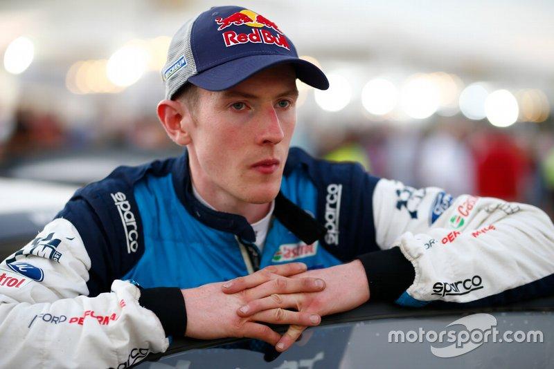 Elfyn Evans, Ford Fiesta WRC 2019