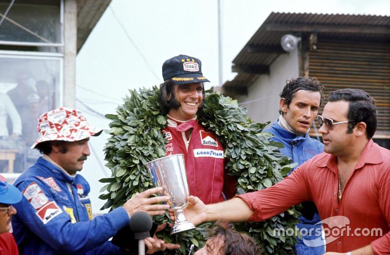 GP de Brasil 1974 Emerson Fittipaldi