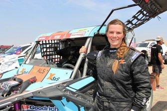#385 SxS Racing4Charity-Team Face ALS: Аннетт Фішер