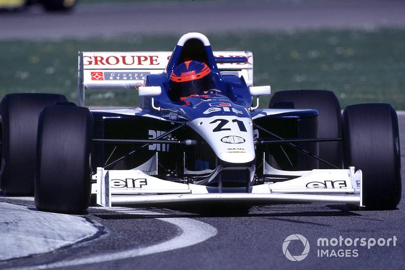 Franck Montagny (1999-2000)