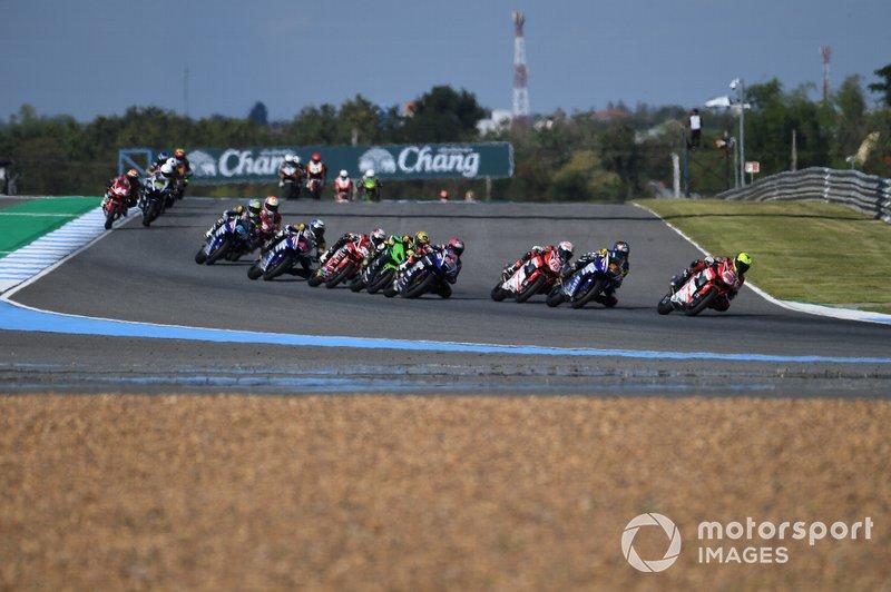 Race 1 AP250 ARRC Thailand 2018