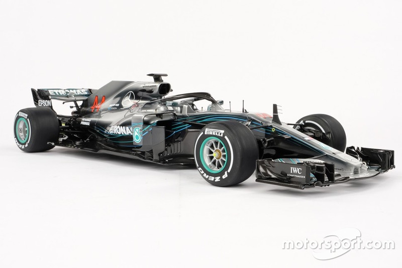 Mercedes-AMG W09
