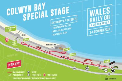 Wales Rally GB special stage unveil
