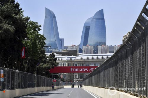 F1 Azerbaijan GP Live Commentary and Updates - FP1 & FP2