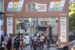 #87 Team Pedrega KTM: Cristian España