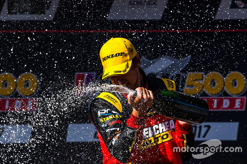 3. Chaz Mostert, Rod Nash Racing, Ford