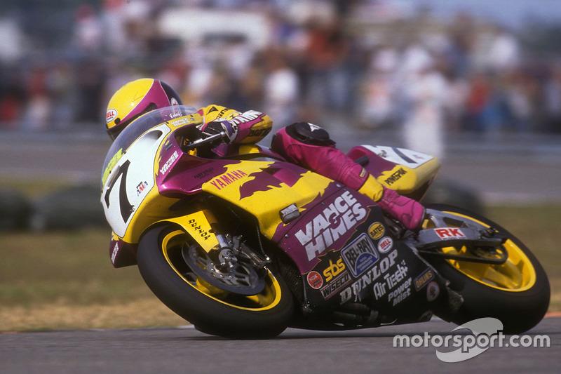 Eddie Lawson, Yamaha (Daytona 1993)