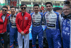 Jackie chan and BAXI DC all drivers(David Cheng,Ho-Pin Tung, Paul-Loup Chatin)