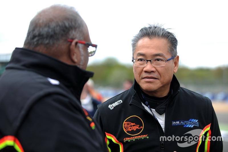 Mok Weng Sun, Clearwater Racing