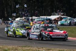Matias Rossi, Nova Racing Ford, Martin Ponte, UR Racing Team Dodge