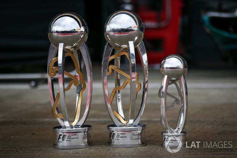 Кубок Льюіса Хемілтона, Mercedes AMG F1