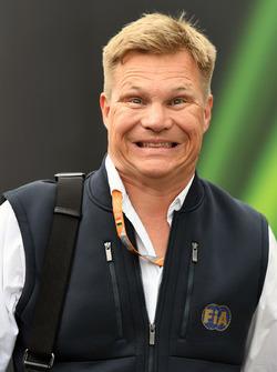 Mika Salo, Steward FIA