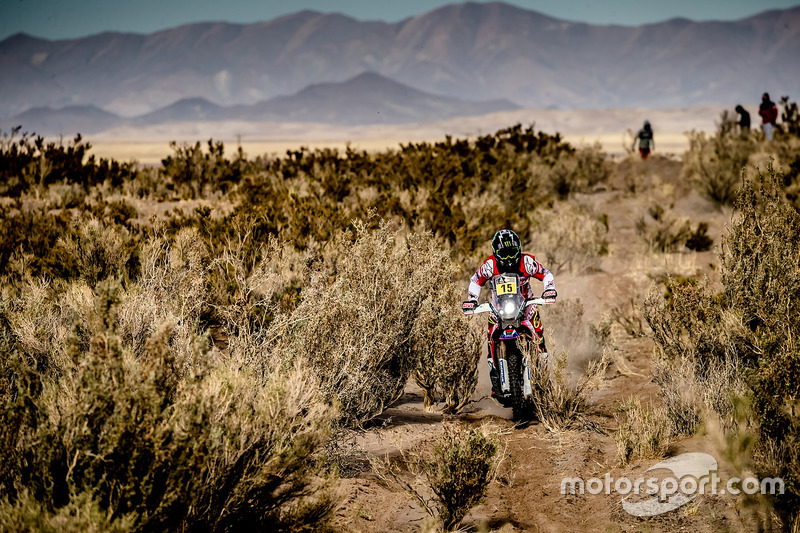 #15 Monster Energy Honda Team: Michael Metge