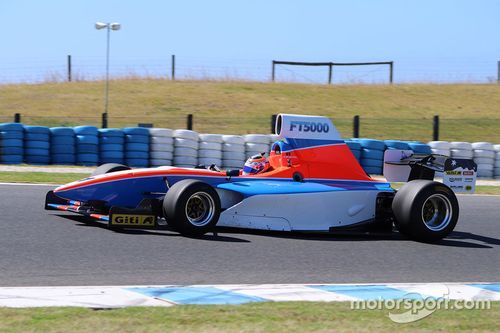 Prueba Fórmula Thunder 5000 Phillip Island