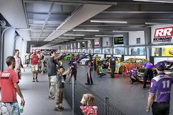 Geplanter Umbau am Richmond International Raceway