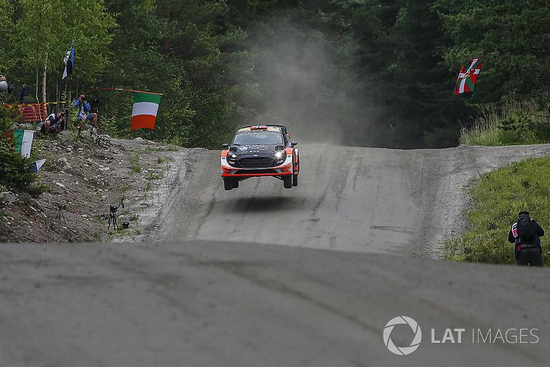 Мадс Остберг, Еріксен Торстейн, Ford Fiesta WRC
