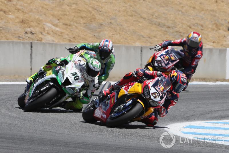 Штефан Брадль, Honda World Superbike Team, Роман Рамос, Team Go Eleven