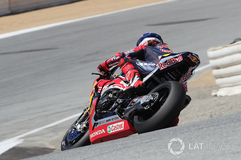 Якоб Ганіє, Honda World Superbike Team