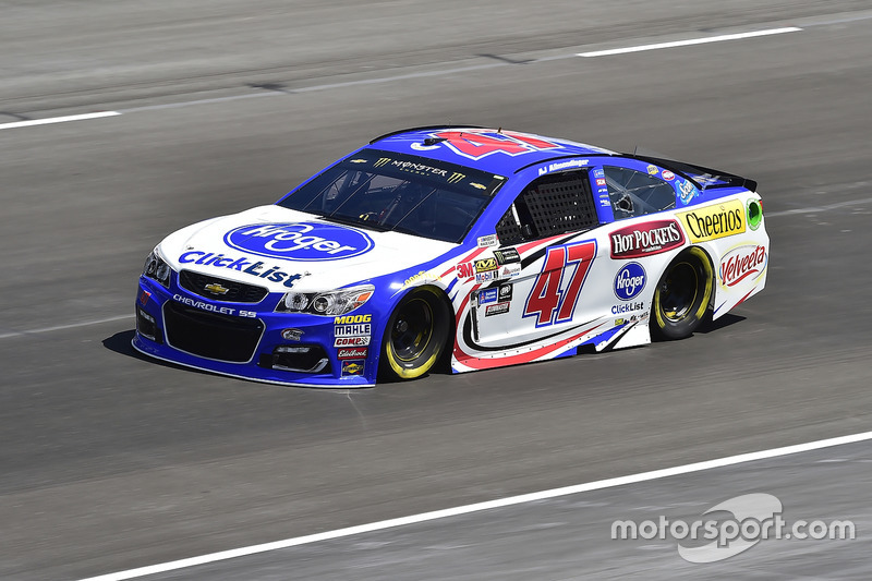 A.J. Allmendinger, JTG Daugherty Racing, Chevrolet
