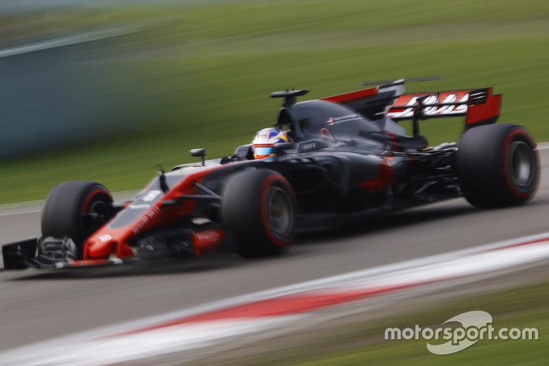 19: Ромен Грожан, Haas F1 VF-17